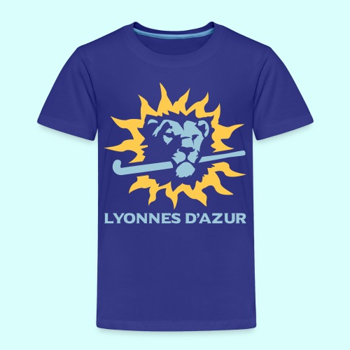 Lyonnes d azur 2 couleurs - T-shirt Premium Enfant