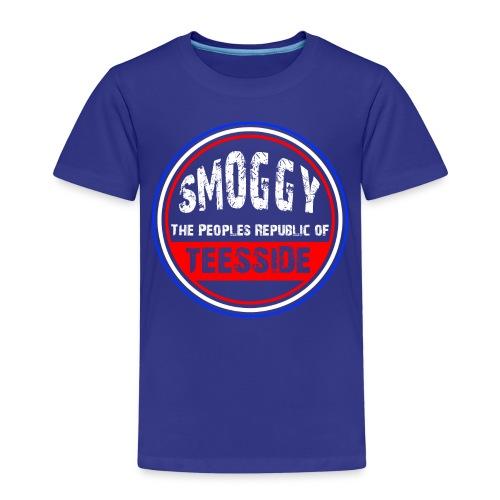 smoggyprt - Kids' Premium T-Shirt