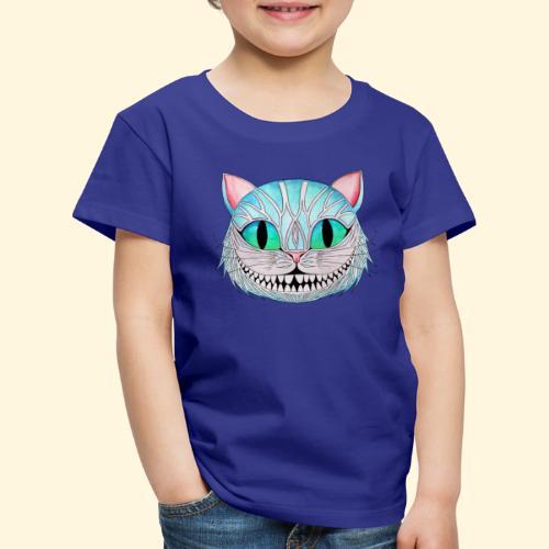 Le Chat de Cheshire - T-shirt Premium Enfant