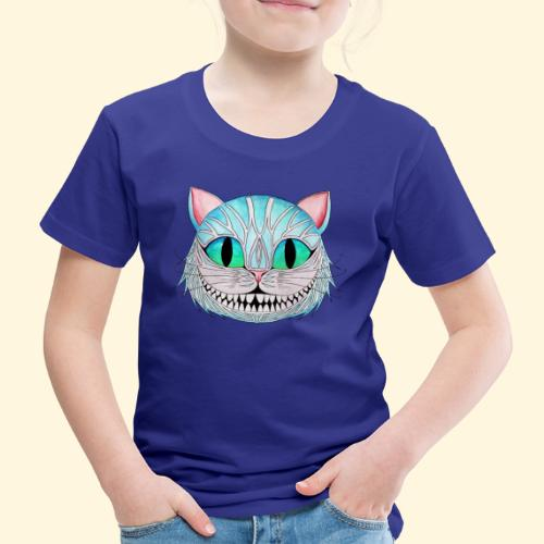 Le Chat de Cheshire - T-shirt Premium Enfant
