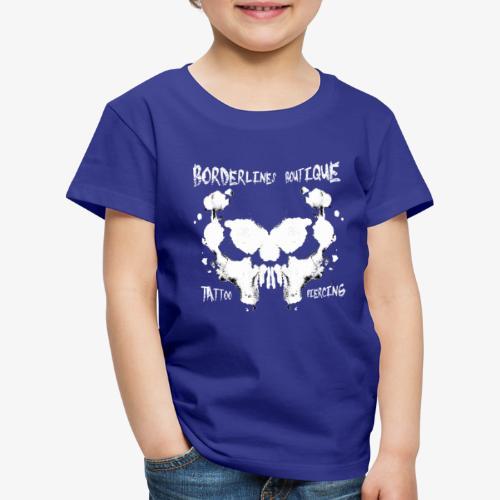 Borderlines Boutique - Tattoo Piercing - T-shirt Premium Enfant
