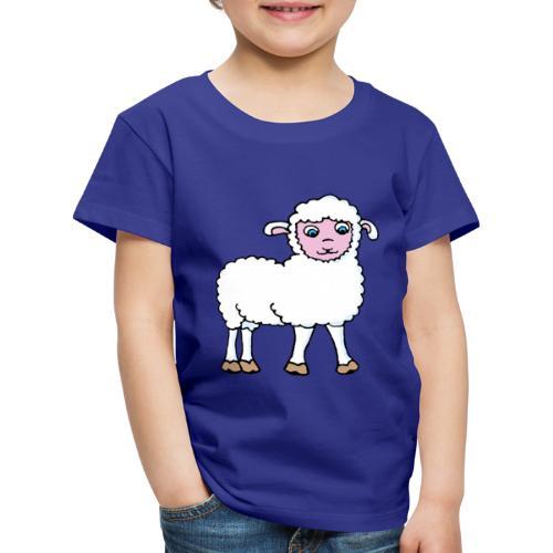 Minos le petit agneau - T-shirt Premium Enfant