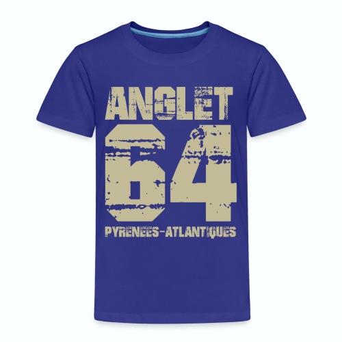 Aquitaine Pyrénées Atlantiques 64 Anglet - T-shirt Premium Enfant