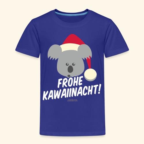 Ugly Christmas Kawaiinacht für Weihnachten - Kinder Premium T-Shirt