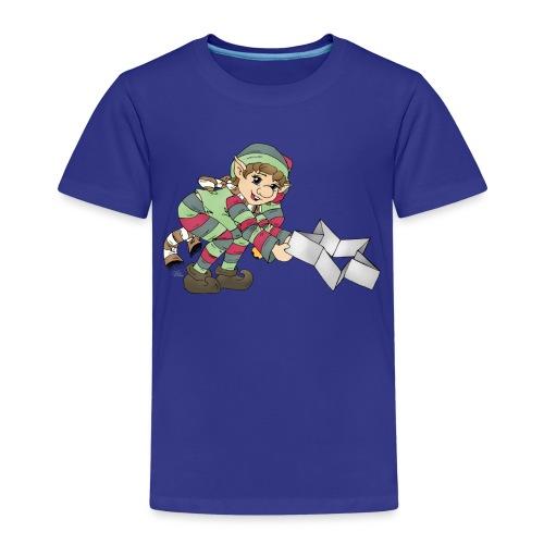 Weihnachtswichtel - Kinder Premium T-Shirt