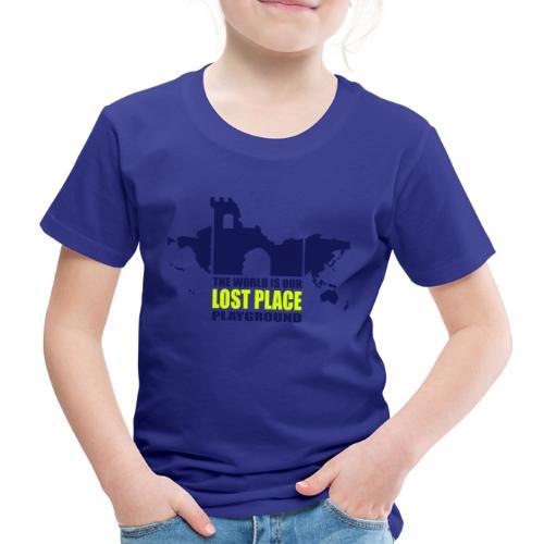 Lost Place - 2colors - 2011 - Kinder Premium T-Shirt