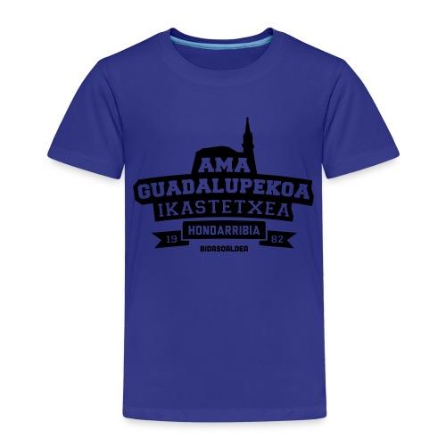 Ama Guadalupekoa Ikastetxea - Camiseta premium niño