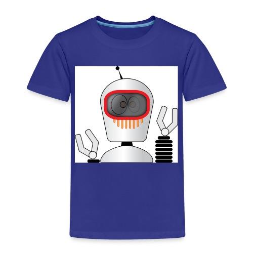 robot - Maglietta Premium per bambini