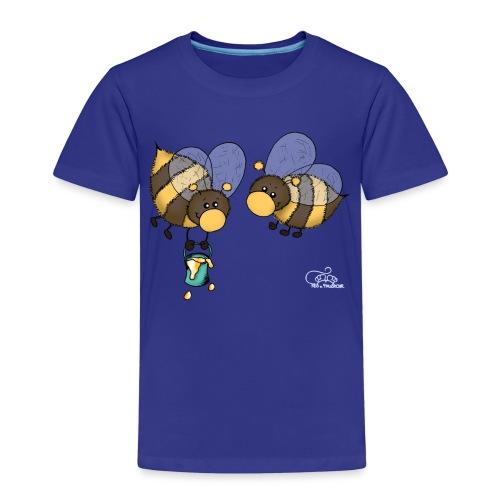 Hummelchen und Pummelchen - Kinder Premium T-Shirt