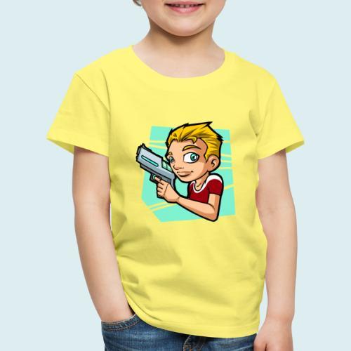sci fi boy - Maglietta Premium per bambini