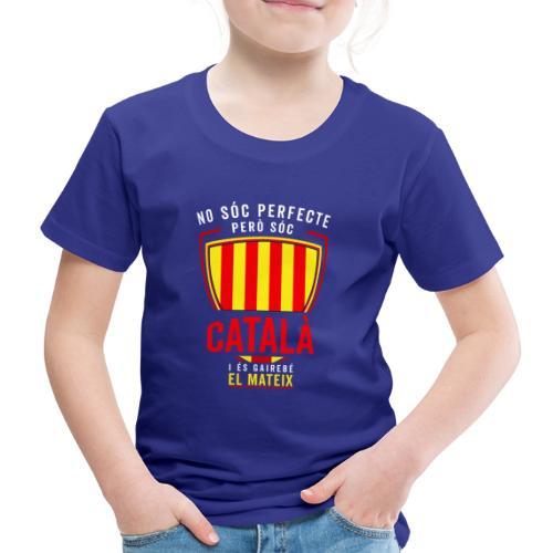 CATALA CATALAN Cataluña Cataluña cataluña - Camiseta premium niño