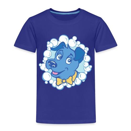 bubblyBarksLogo - Kids' Premium T-Shirt