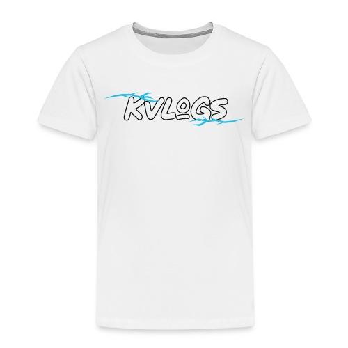 K Vlogs - Kinderen Premium T-shirt