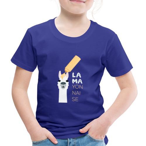 lama yonnaise - T-shirt Premium Enfant