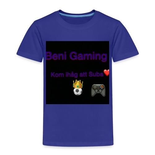 BeniGamingpro - Premium-T-shirt barn
