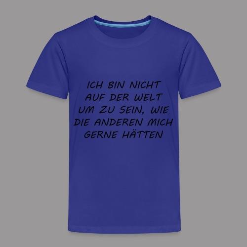 ICH - Kinder Premium T-Shirt