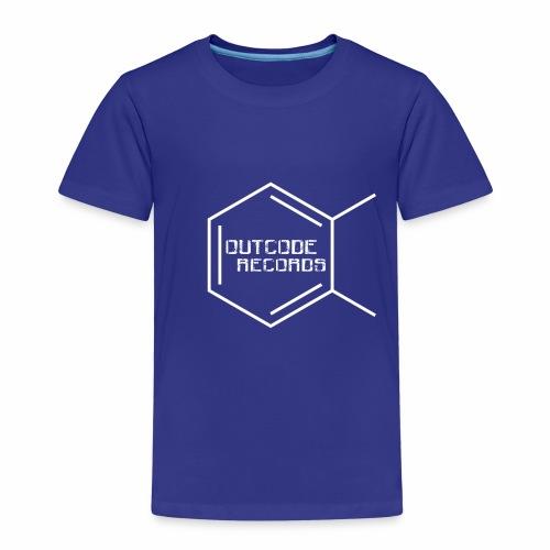 Outcode Records - Camiseta premium niño