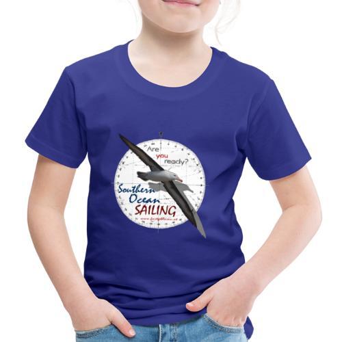 southern ocean sailing - Kinder Premium T-Shirt