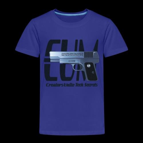 Tech Secrets 06 [CREATORS UNITE ORIGINAL] - T-shirt Premium Enfant