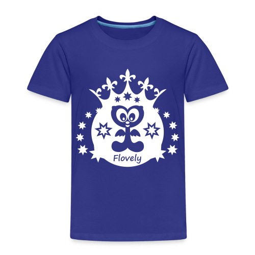 Flovely Krone - Kinder Premium T-Shirt