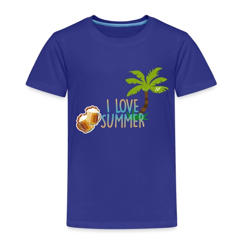 NF - Summer - T-shirt Premium Enfant