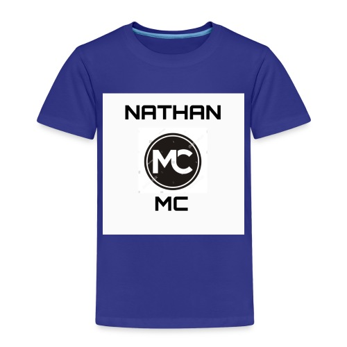 Nathan mc Phonecase - Kids' Premium T-Shirt