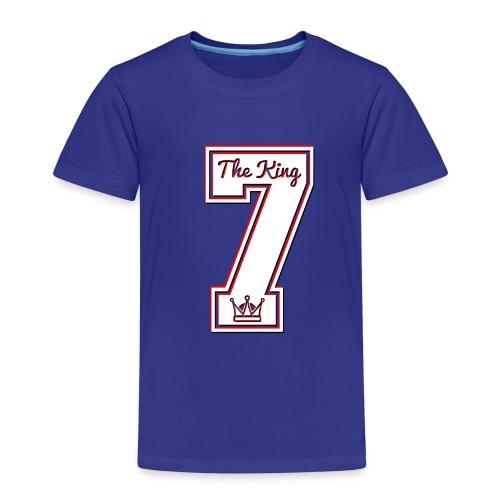 Collection THE KING 7 - T-shirt Premium Enfant