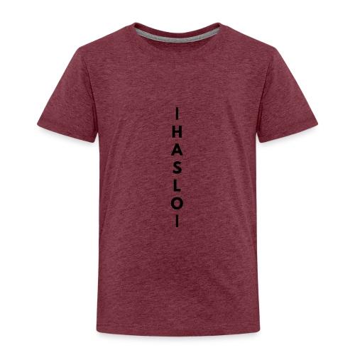 NEW LIMITED EDITION! - Kinderen Premium T-shirt