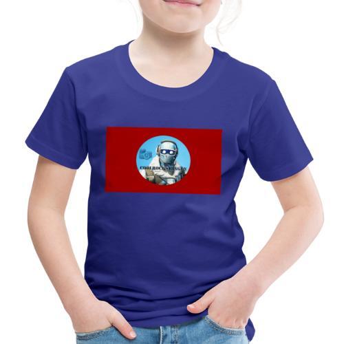 Match 2.0 - Premium-T-shirt barn