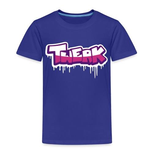 Twerk graff - T-shirt Premium Enfant