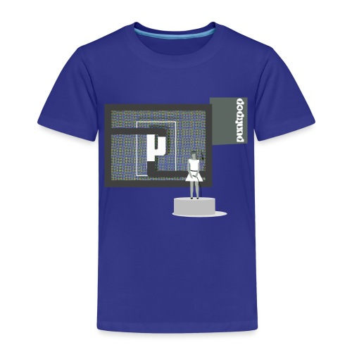TripHop PH PunkPop - Maglietta Premium per bambini
