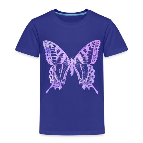 Watercolor Butterfly - T-shirt Premium Enfant
