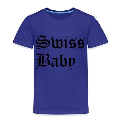 Swiss Baby - Kinder Premium T-Shirt