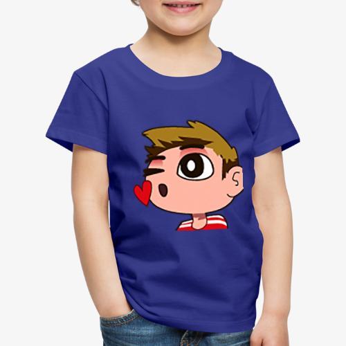 Kiss Design - Kids' Premium T-Shirt