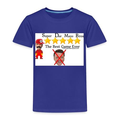 Stile 2 Super Dee Mayo Bros - Maglietta Premium per bambini