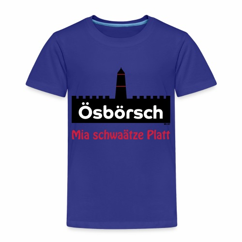 Burg Osburg - Kinder Premium T-Shirt