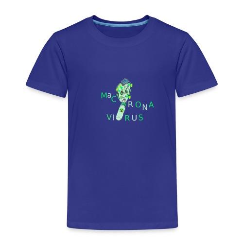 Macronavirus - T-shirt Premium Enfant