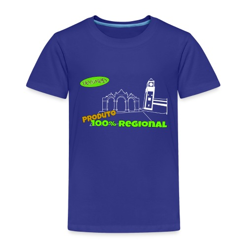 Dark City Gates - Kids' Premium T-Shirt