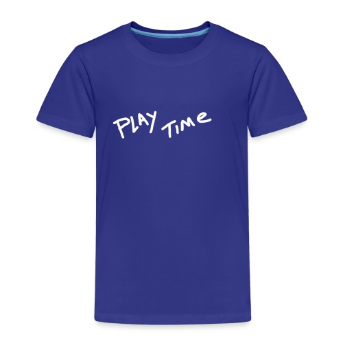 Play Time Tshirt - Kids' Premium T-Shirt