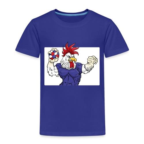 L'EQUIPE - Handball EURO 2018 in Croatia - Kids' Premium T-Shirt