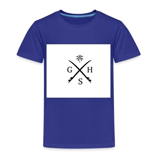 Remera Estilo Surf - Camiseta premium niño