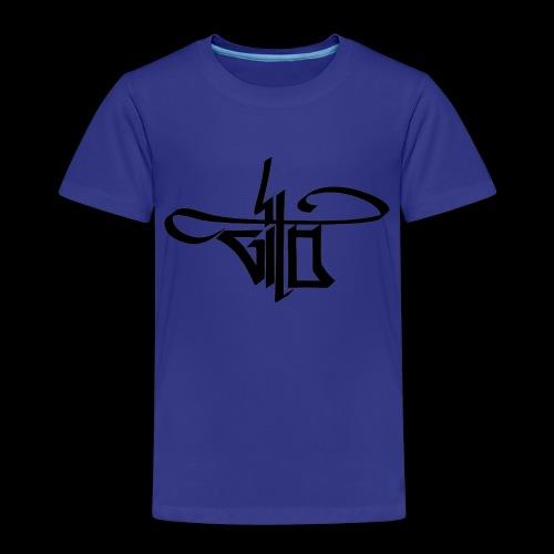 LOGO GILO - Maglietta Premium per bambini