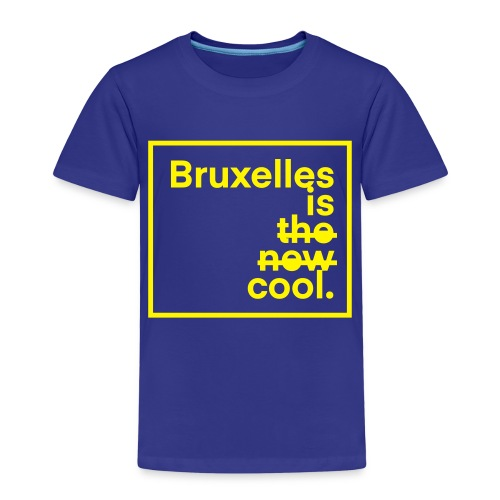 Bruxelles is cool. - T-shirt Premium Enfant