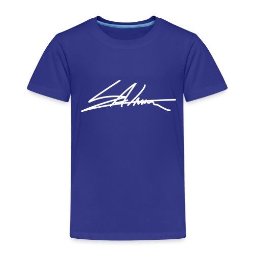 HANDTEKENING - Kinderen Premium T-shirt