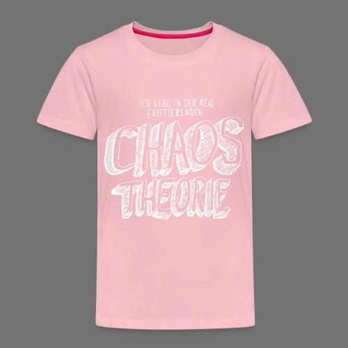 Chaostheorie (weiss) - Kinder Premium T-Shirt