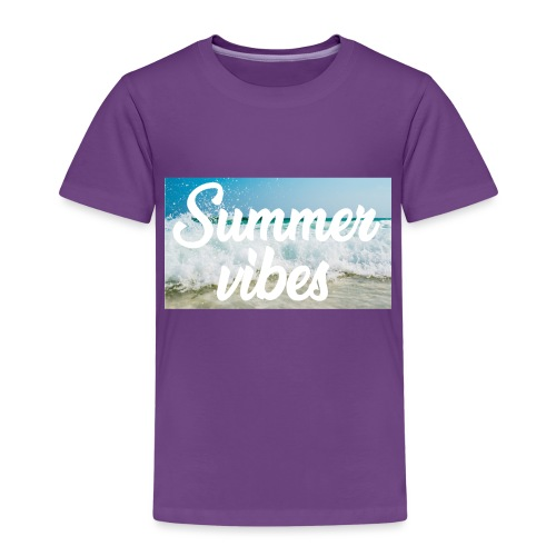 Summervibes - Kinder Premium T-Shirt