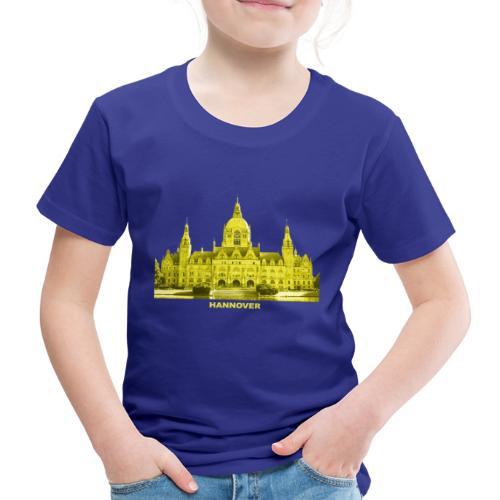 Hannover Rathaus Niedersachsen - Kinder Premium T-Shirt
