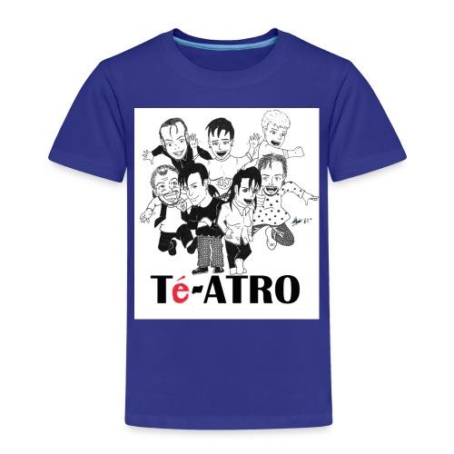 Gruppo cuscinoSolo Autore 2 jpg - Maglietta Premium per bambini