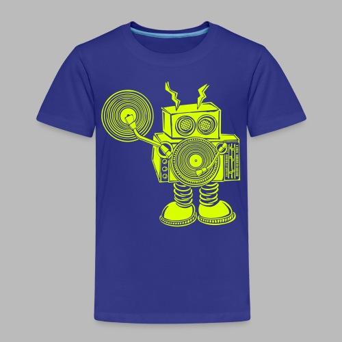 Hey Mr DJ ✴CUSTOMISABLE DESIGN✴ - Kids' Premium T-Shirt