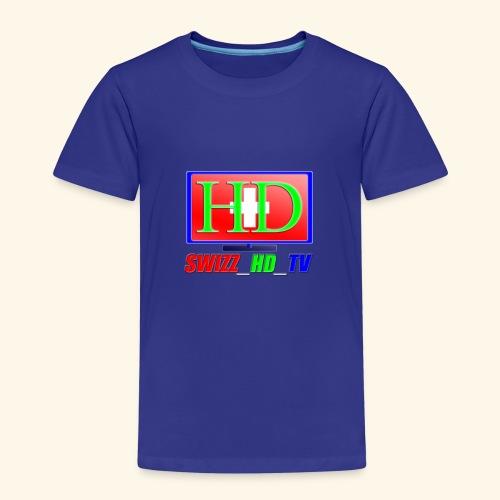 SWIZZ HD TV - Kinder Premium T-Shirt